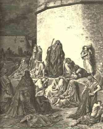 Lamentations Chapter 1 King James Bible
